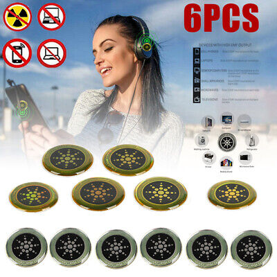 Anti Radiation Protection Sticker EMF Protector Quantum Shield For Cell Phone UK • 5.29£