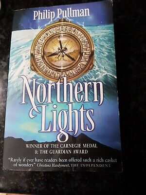 Northern Lights By Philip Pullman (Paperback, 1998) • 1.20£