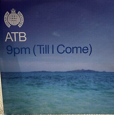"ATB - 9pm (TILL I COME) Ministry Of Sound 12"" Vinyl • 8.50£"