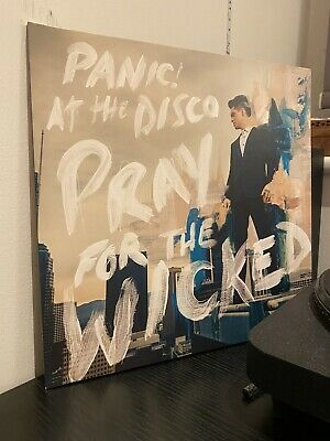 Panic At The Disco - Pray For The Wicked - Vinyl • 10£