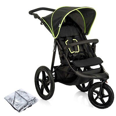 £189.99 • Buy Hauck Runner, Jogger Style, 3-Wheeler, Pushchair With Extra Large Air Wheels,...