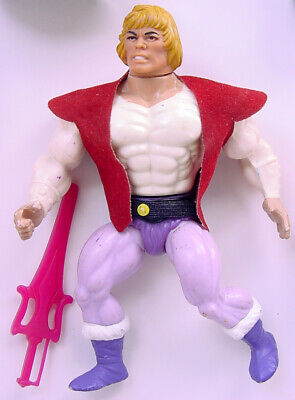 $22.97 • Buy 1980s MATTEL MOTU MASTERS OF THE UNIVERSE PRINCE ADAM ACTION FIGURE W WEAPON