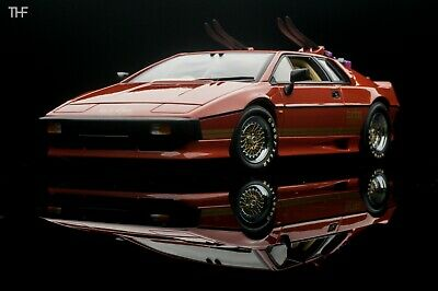 $ CDN312.58 • Buy 1/18 AUTOart Lotus Esprit Turbo 007 For Your Eyes Only