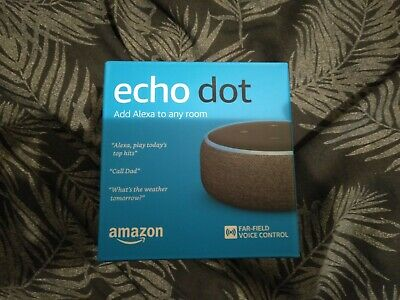 AU20 • Buy Amazon Echo Dot 3rd Generation - Brand New, Purchased End Of 2020 From Amazon Au