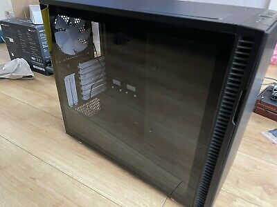 Fractal Design Define R6 Black Tempered Glass PC Case • 16£