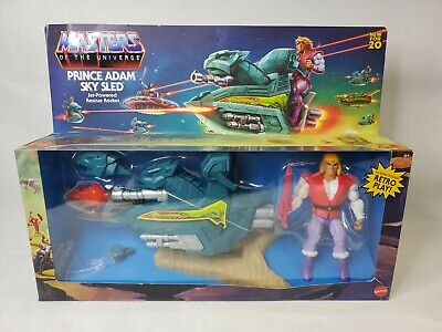 $9.50 • Buy Mattel Masters Of The Universe Origins Prince Adam's Sky Sled Action Figure Used