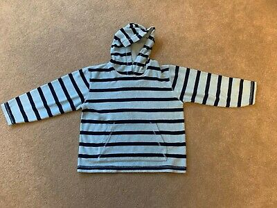 Mini Boden Towelling Hoodie Age 7-8yrs • 2.20£