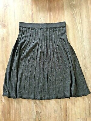 £4.99 • Buy Fine Cable Knit Skirt - New With Tags - Cottagecore