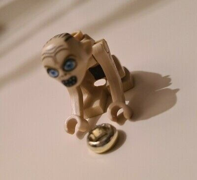 LEGO Genuine Lord Of The Rings Minifigure: GOLLUM With The One Ring  • 7.99£
