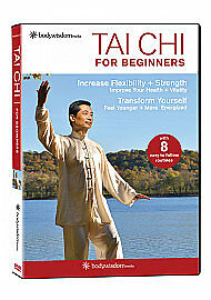 Tai Chi For Beginners [DVD] [2011], New, DVD, FREE & FAST Delivery • 14.84£