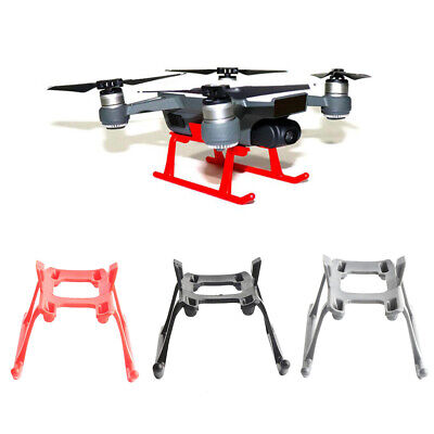 AU10.34 • Buy Heightened Landing Gear Quadrupod Support Protector For DJI Spark RC Drone