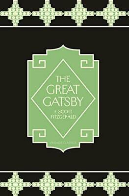 The Great Gatsby (Vintage Classics), Fitzgerald, F Scott,  Condition Book, ISBN  • 4.68£