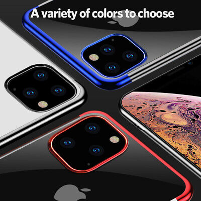 BLING Case For IPhone 11 12 Pro XS Max XR 8 7 Plus Shockproof Protective Cover • 1.95£