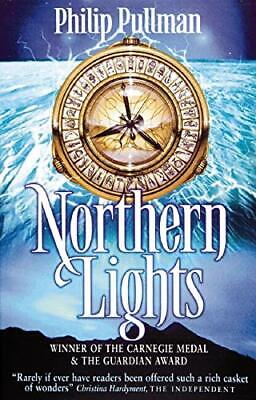 Northern Lights (His Dark Materials) By Philip Pullman, Paperback Used Book, Acc • 4.19£