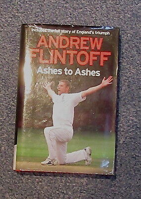 Andrew Flintoff - Ashes To Ashes • 2.39£