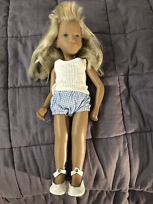 Vintage 70's Sasha Doll With Wet Westher Dress And Clothkits Outfits-relisted • 69£