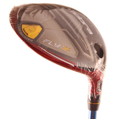 $ CDN101 • Buy New Cobra Fly-Z Red 3/4-Wood Fujikura Stiff Flex Graphite RH