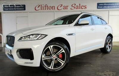 2017 Jaguar F-Pace 3.0 V6 S AWD 5d 296 BHP Estate Diesel Automatic • 29,990£