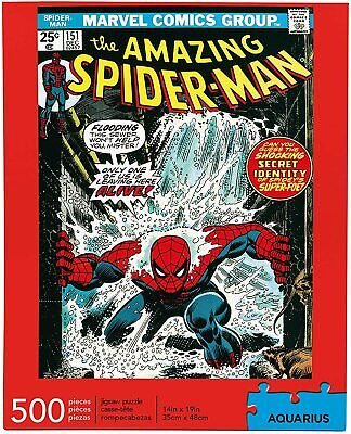 £18.99 • Buy The Amazing Spider-Man 500 Piece Jigsaw Puzzle 480mm X 350mm  (nm)