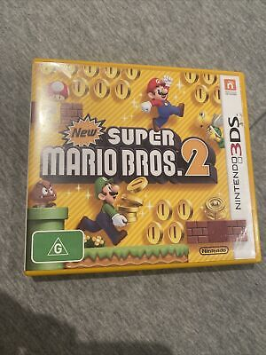 AU15 • Buy New Super Mario Bros 2 (3DS, 2012)