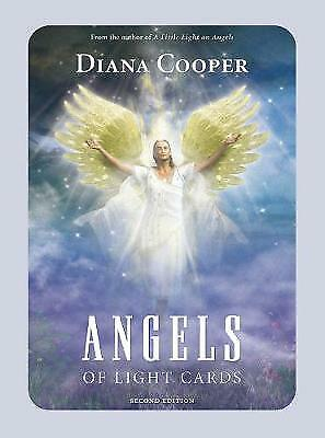 £10.82 • Buy ANGELS OF LIGHT CARDS, Diana Cooper,