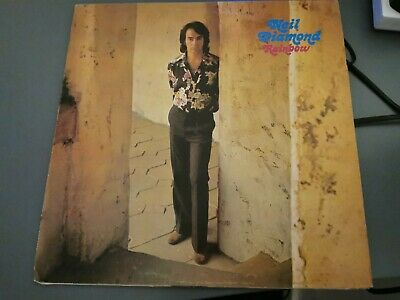 RECORD ALBUM NEIL DIAMOND RAINBOW Lp • 0.99£
