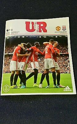 Manchester United Programmes • 3.99£