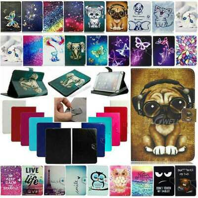 AU20.99 • Buy For Samsung Galaxy Tab A7 A E S5e S6 7~10.5  Tablet Universal Leather Case Cover