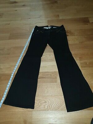 £24 • Buy River Island Skinny Flare Jeans Size 12L - Worn Once