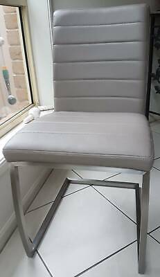 AU575 • Buy Zest Chairs Taupe X 8
