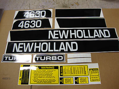 AU106.23 • Buy Ford New Holland Tractor Decal Kit 🎯
