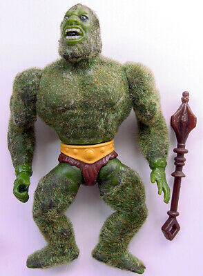 $17.97 • Buy 1980s MATTEL MOTU MASTERS OF THE UNIVERSE MOSS MAN ACTION FIGURE W WEAPON