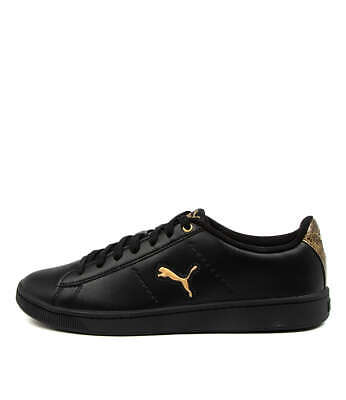AU80 • Buy New Puma Vikky V2 Cat Metallic Blk Womens Shoes Casual Sneakers Casual