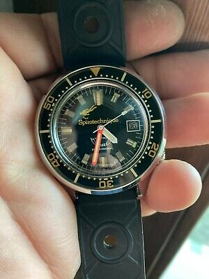 $ CDN6093.01 • Buy Squale Spirotechnique 1000m Anni '70 Military Issued?