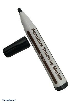 £2.70 • Buy Black Furniture And Wood Touch Up Scratch Repair Permanent Marker Pen NEW SEALED