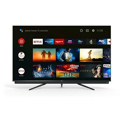 $ CDN1761.11 • Buy Refurbished TCL 75  4K Ultra HD With HDR QLED Freeview Play Smart TV