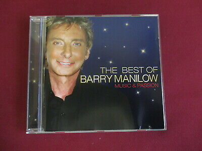£1 • Buy Barry Manilow - Music & Passion CD