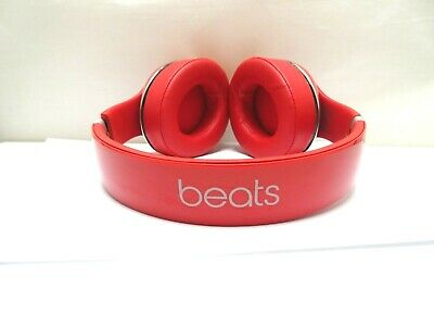 £59.99 • Buy Beats By Dre Studio 2.0 Wired Headphones - Red - With Case