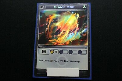 AU6.63 • Buy Chaotic Card Flame Orb Ripple Foil