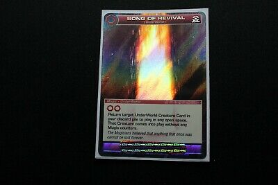AU10.71 • Buy Chaotic Card Song Of Revival Ripple Foil