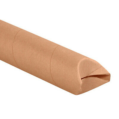 $103.66 • Buy Snap Seal Kraft Mailing Tubes, 3 X 48 Inches, Pack Of 24, For Shipping