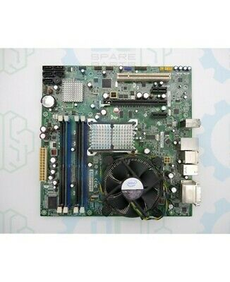 $ CDN45.38 • Buy Desktop Board DQ45CB Motherboard Socket 775 System Board E30148-303 Reconditionn