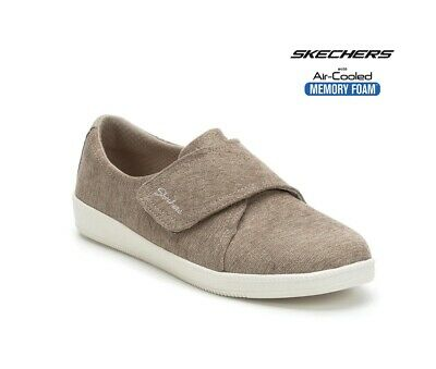 £34.98 • Buy Ladies Sketchers Madison Ave Womens Touch Fastening Slip On Shoes Trainers Size