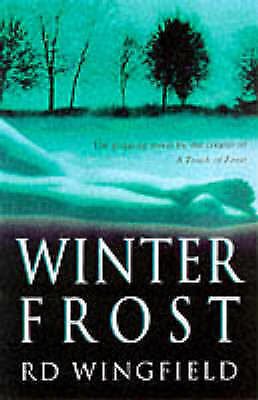 Winter Frost By Wingfield, R.D. Hardback Book The Cheap Fast Free Post • 7.96£