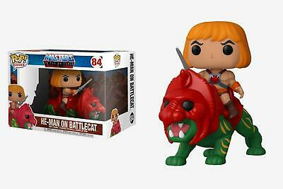$63.62 • Buy Masters Of The Universe Funko Pop Rides 84 He-Man On Battlecat 9 X 18 CM Figures