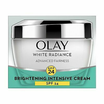 AU38.52 • Buy Olay White Radiance Advanced Fairness Brightening Intensive Cream, 50g Free Ship