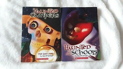 £5.78 • Buy Lot Of 2 Haunted True Ghost Story Books