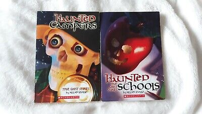 £5.67 • Buy Lot Of 2 Hunated True Ghost Story Books