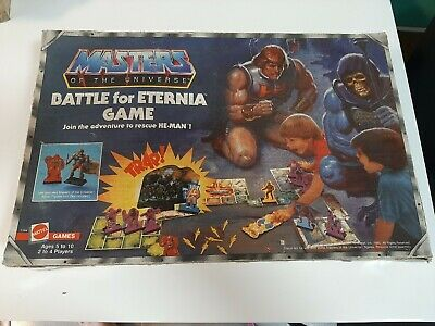$7.06 • Buy Rare Vintage Masters Of The Universe Battle For Eternia Game Parts (Select Part)