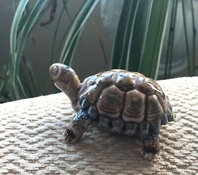 Wade Whimsy ~ Tortoise ~ 3 Ins Long ~ Porcelain ~ Pre-owned  • 2.99£